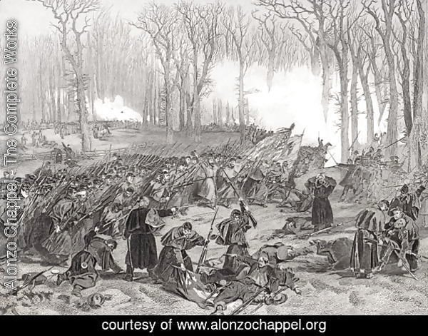 The Battle of Mill Creek, Kentucky, 1862