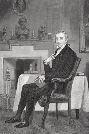 Portrait of Fisher Ames (1758-1808)