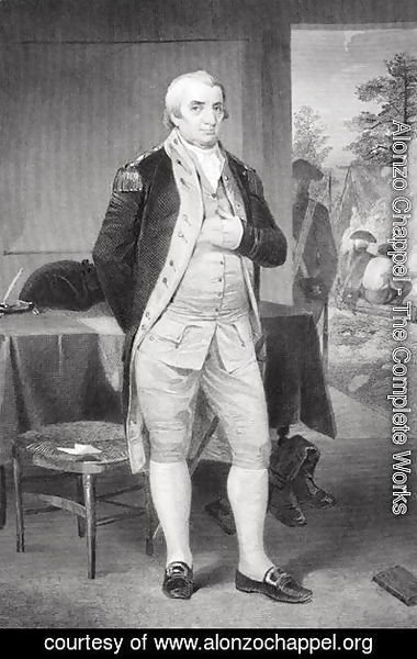 Portrait of Charles Cotesworth Pinckney (1746-1825)