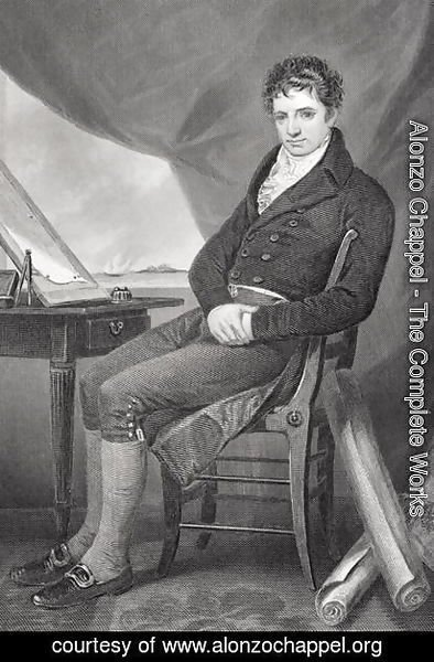Portrait of Robert Fulton (1765-1815)