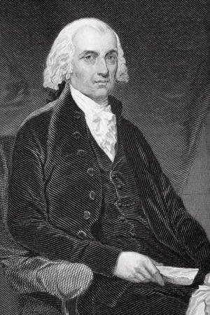 Alonzo Chappel - James Madison (1751-1836) (2)