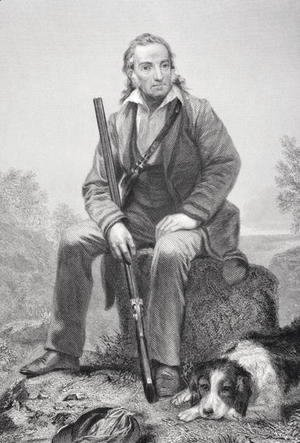 Alonzo Chappel - John James Audubon (1785-1851)