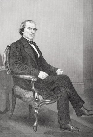 Andrew Johnson (1808-75)