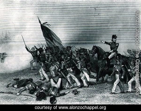 Battle of Cerro Gordo, April 1847