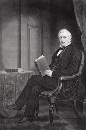 Portrait of Millard Fillmore (1800-74)